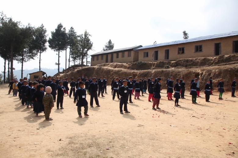 2014 schoolplein