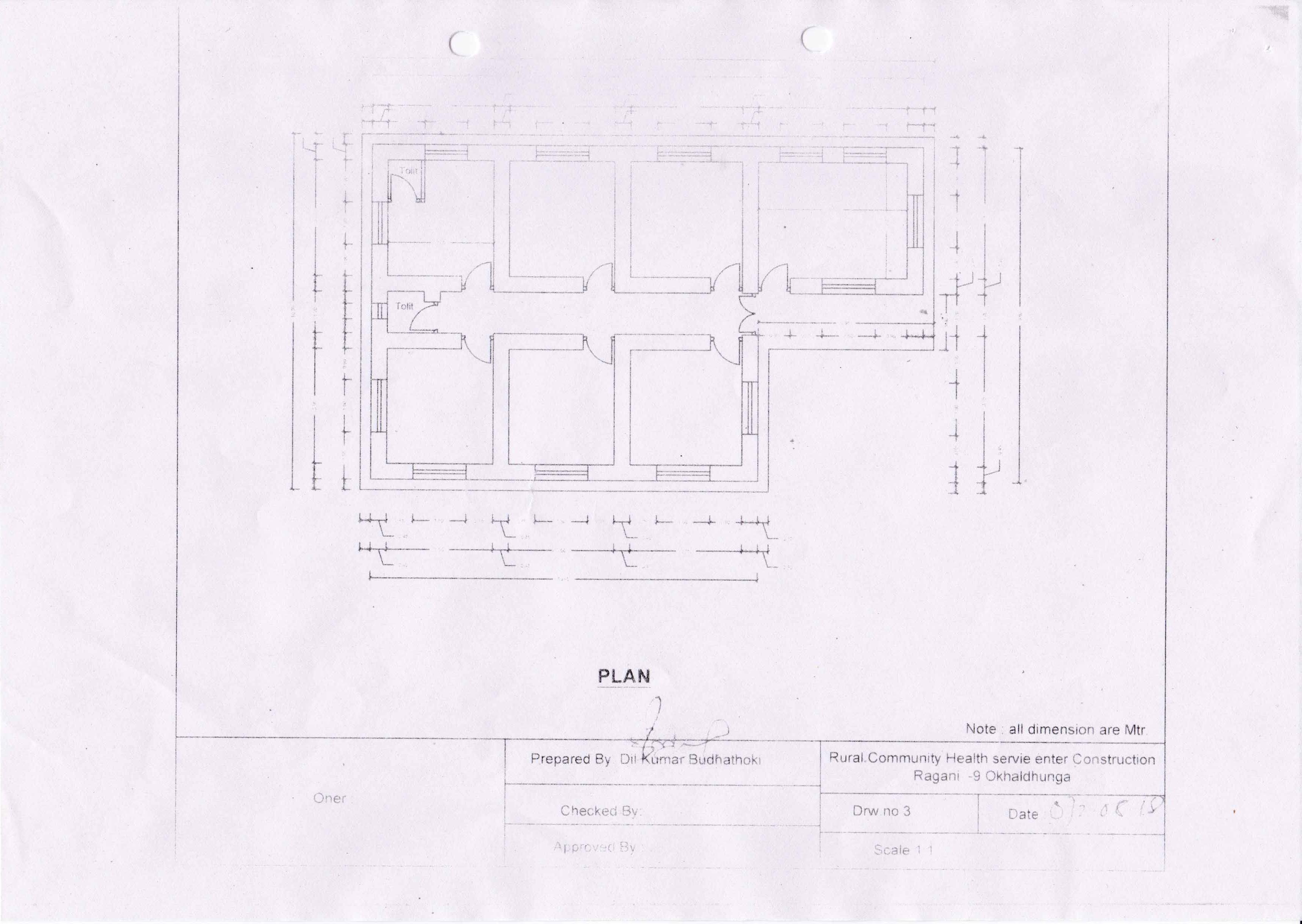 bouwtekening 1